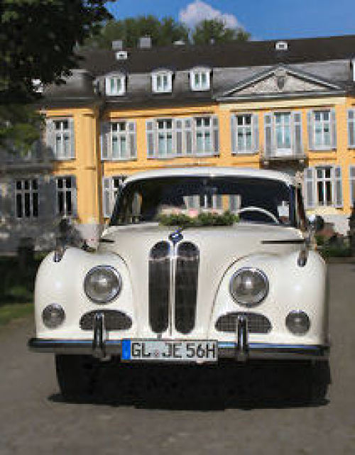 Hochzeitsauto mieten Köln, Düsseldorf, Dortmund