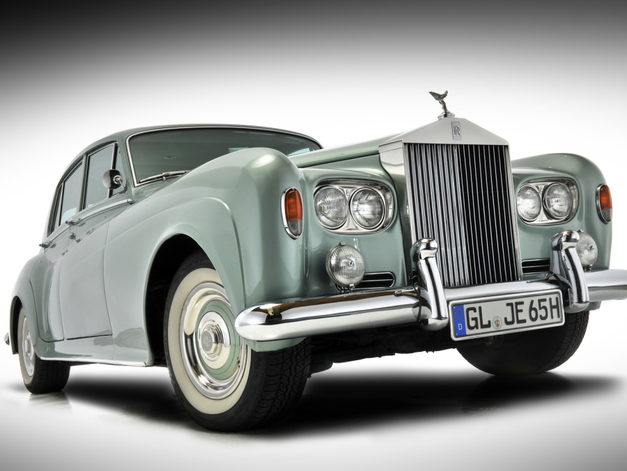 Rolls-Royce als Hochzeitsauto mieten