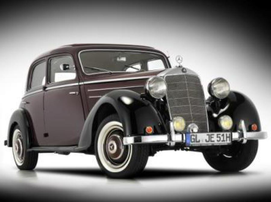 Oldtimervermietung Mercedes Benz 170 S