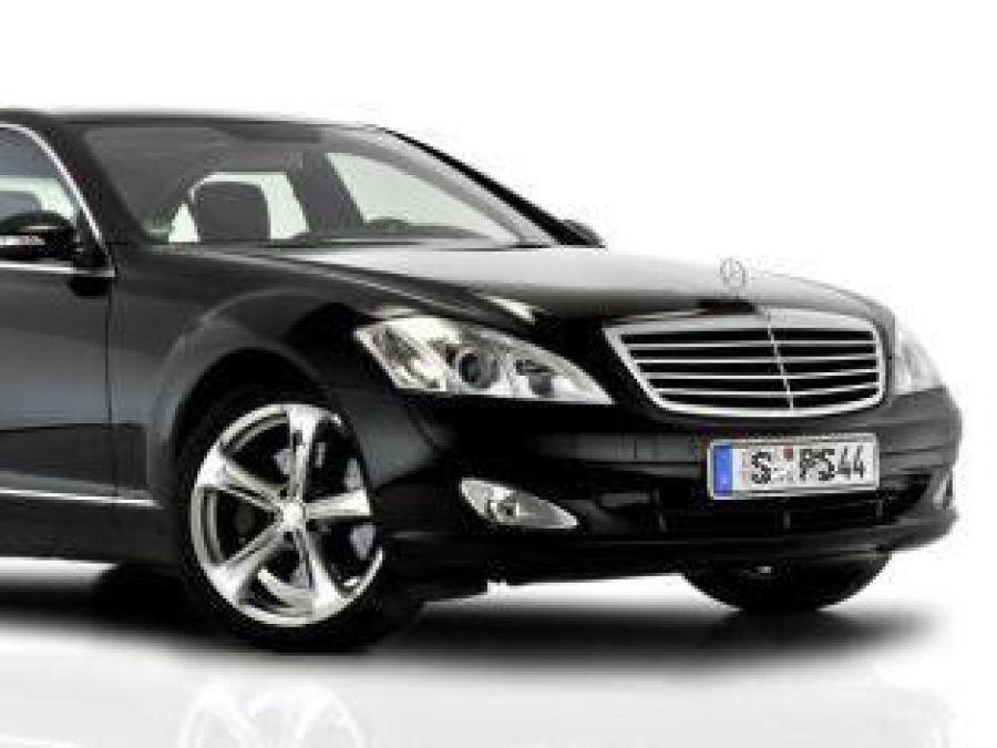 Mercedes Benz S-Klasse Hochzeitsauto