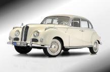 Oldtimer mieten BMW Barockengel