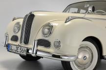 """Hochzeitwagen Oldtimer BMW """"Barockengel"""""""